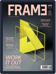 Frame (Digital) Subscription January 1st, 2016 Issue