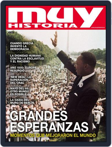 Muy Historia - España (Digital) July 1st, 2020 Issue Cover