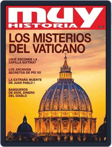 Muy Historia - España (Digital) May 1st, 2020 Issue Cover