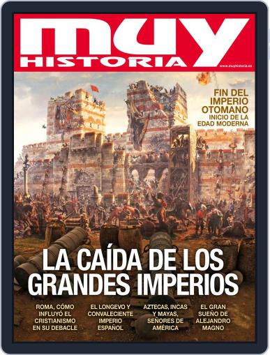 Muy Historia - España (Digital) February 1st, 2020 Issue Cover