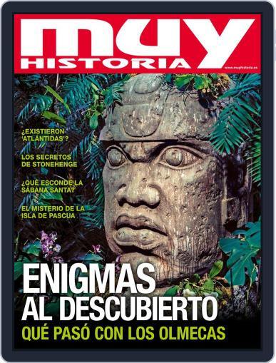 Muy Historia - España (Digital) December 1st, 2019 Issue Cover