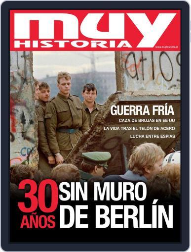 Muy Historia - España (Digital) November 1st, 2019 Issue Cover