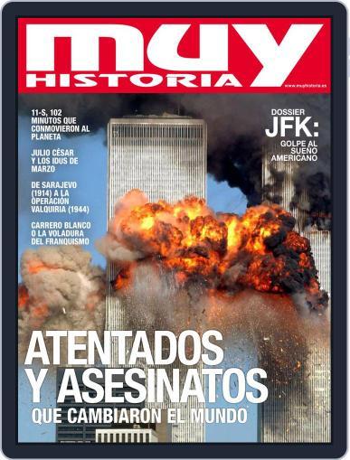 Muy Historia - España (Digital) October 1st, 2019 Issue Cover