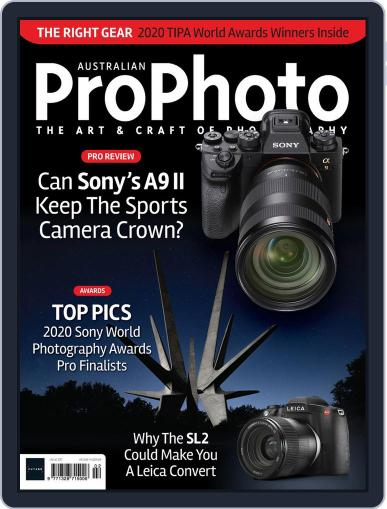 Pro Photo (Digital) May 11th, 2020 Issue Cover