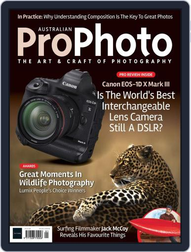 Pro Photo (Digital) March 2nd, 2020 Issue Cover