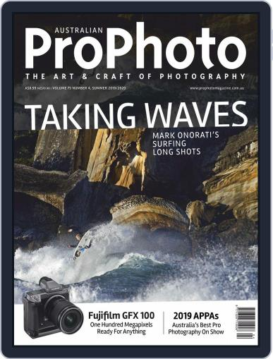 Pro Photo (Digital) October 1st, 2019 Issue Cover