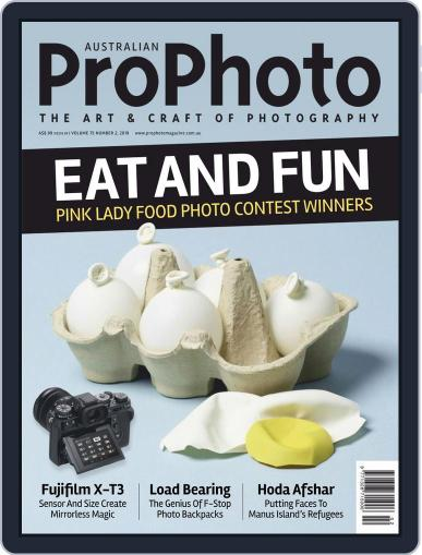 Pro Photo (Digital) June 1st, 2019 Issue Cover