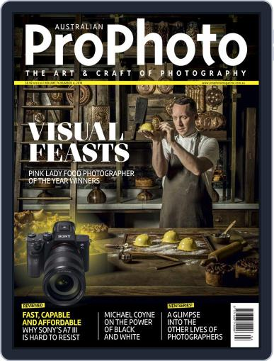 Pro Photo (Digital) August 1st, 2018 Issue Cover