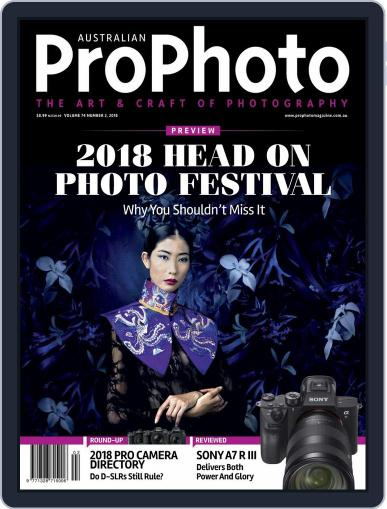 Pro Photo (Digital) March 1st, 2018 Issue Cover