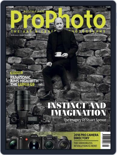 Pro Photo (Digital) January 1st, 2018 Issue Cover
