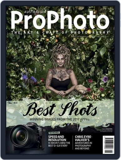 Pro Photo (Digital) November 1st, 2017 Issue Cover