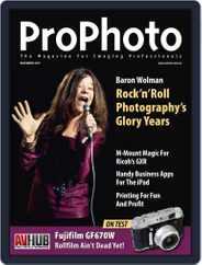 Pro Photo (Digital) Subscription November 20th, 2011 Issue