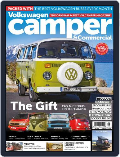 Volkswagen Camper and Commercial July 1st, 2020 Digital Back Issue Cover