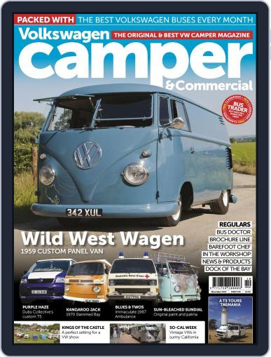 Volkswagen Camper and Commercial November 1st, 2019 Digital Back Issue Cover