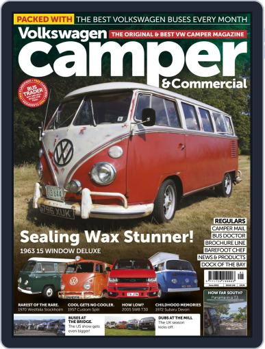 Volkswagen Camper and Commercial May 16th, 2019 Digital Back Issue Cover