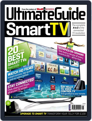 Ultimate Guide Magazine (Digital) October 1st, 2012 Issue Cover