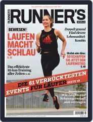 Runner's World Deutschland (Digital) Subscription March 1st, 2020 Issue