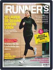 Runner's World Deutschland (Digital) Subscription November 1st, 2019 Issue
