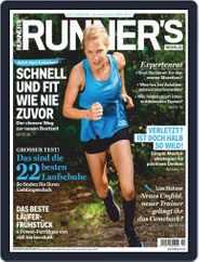 Runner's World Deutschland (Digital) Subscription October 1st, 2019 Issue