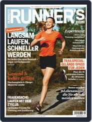 Runner's World Deutschland (Digital) Subscription September 1st, 2019 Issue