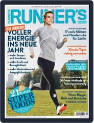 Runner's World Deutschland (Digital) Subscription January 1st, 2019 Issue