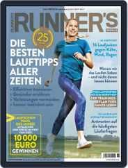 Runner's World Deutschland (Digital) Subscription November 1st, 2018 Issue