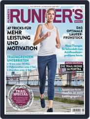 Runner's World Deutschland (Digital) Subscription September 1st, 2018 Issue