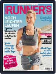 Runner's World Deutschland (Digital) Subscription August 1st, 2018 Issue