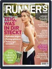 Runner's World Deutschland (Digital) Subscription May 1st, 2018 Issue