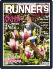 Runner's World Deutschland (Digital) Subscription March 1st, 2018 Issue