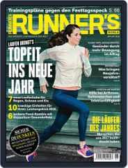 Runner's World Deutschland (Digital) Subscription January 1st, 2018 Issue