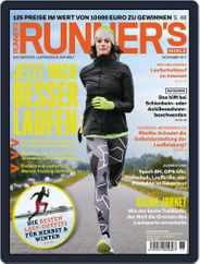 Runner's World Deutschland (Digital) Subscription November 1st, 2017 Issue