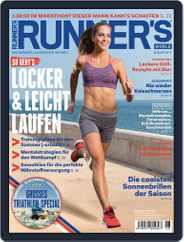 Runner's World Deutschland (Digital) Subscription August 1st, 2017 Issue