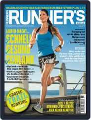 Runner's World Deutschland (Digital) Subscription July 1st, 2017 Issue