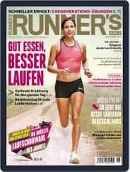 Runner's World Deutschland (Digital) Subscription October 5th, 2016 Issue