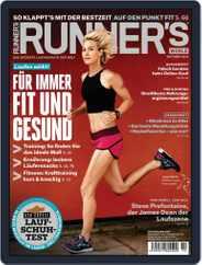 Runner's World Deutschland (Digital) Subscription September 7th, 2016 Issue
