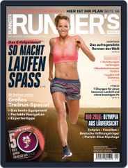 Runner's World Deutschland (Digital) Subscription August 10th, 2016 Issue
