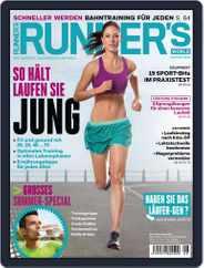 Runner's World Deutschland (Digital) Subscription July 7th, 2016 Issue