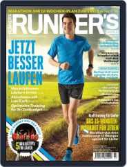 Runner's World Deutschland (Digital) Subscription July 1st, 2016 Issue