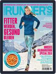 Runner's World Deutschland (Digital) Subscription February 1st, 2016 Issue