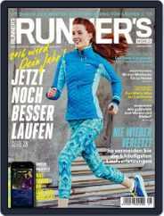 Runner's World Deutschland (Digital) Subscription January 1st, 2016 Issue