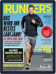 Runner's World Deutschland (Digital) Subscription December 10th, 2013 Issue
