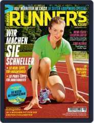 Runner's World Deutschland (Digital) Subscription August 13th, 2013 Issue