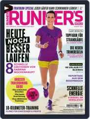Runner's World Deutschland (Digital) Subscription July 9th, 2013 Issue