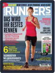 Runner's World Deutschland (Digital) Subscription April 9th, 2013 Issue