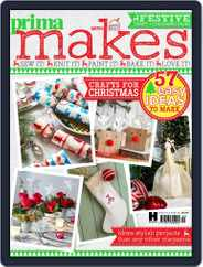 Prima Makes Magazine (Digital) Subscription October 5th, 2017 Issue