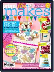 Prima Makes Magazine (Digital) Subscription August 1st, 2017 Issue