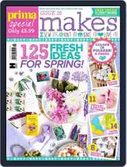 Prima Makes Magazine (Digital) Subscription March 1st, 2017 Issue