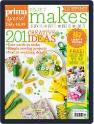 Prima Makes Magazine (Digital) Subscription April 20th, 2015 Issue