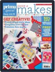 Prima Makes Magazine (Digital) Subscription July 29th, 2014 Issue